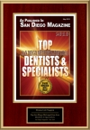 Top San Diego Metropolitan Area Dentists And Specialists