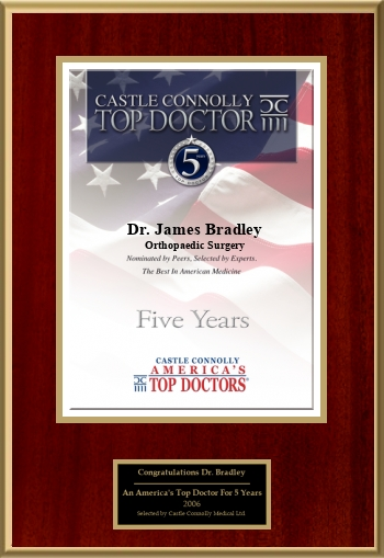 America's Top Doctor 5th Anniversary in 2006