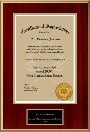 Compassionate Doctor 2009