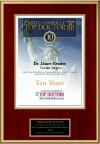 New York Metro Area Top Doctor 10th Anniversary in 2009