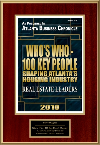 Who's Who - 100 Key People Shaping Atlanta's Housing Industry
