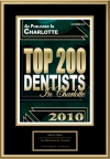 Top 200 Dentists In Charlotte