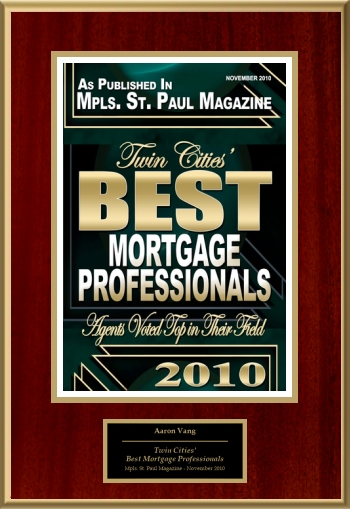 Twin Cities' Best Mortgage Professionals