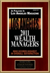 Los Angeles 2011 Wealth Managers