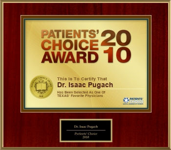 Patients' Choice 2010