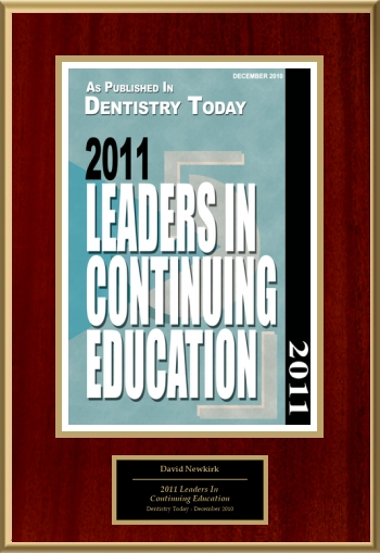 2011 Leaders In Continuing Education