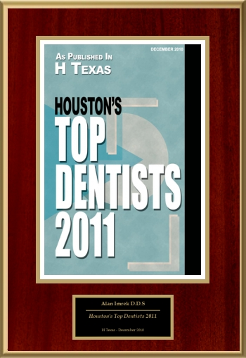 Houston's Top Dentists 2011