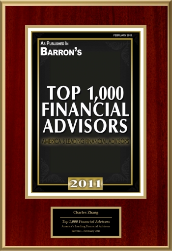 Top 1,000 Financial Advisors