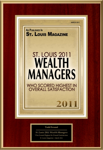 St. Louis 2011 Wealth Managers