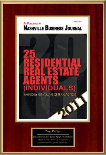 25 Residential Real Estate Agents (Individuals)