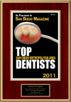 Top San Diego Metropolitan Area Dentists