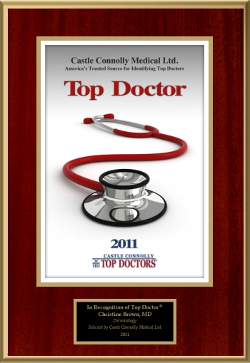 Castle Connolly Top Doctor 2011