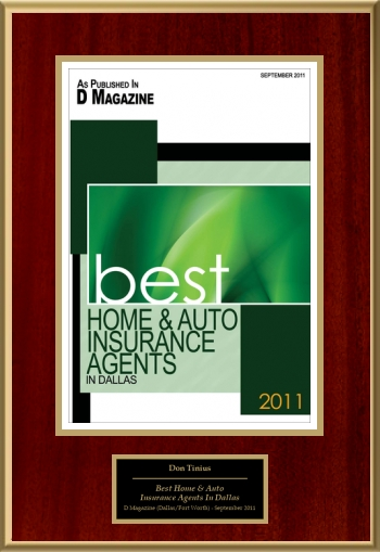 Best Home And Auto Insurance Agents In Dallas
