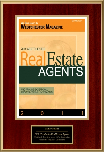 2011 Westchester Real Estate Agents