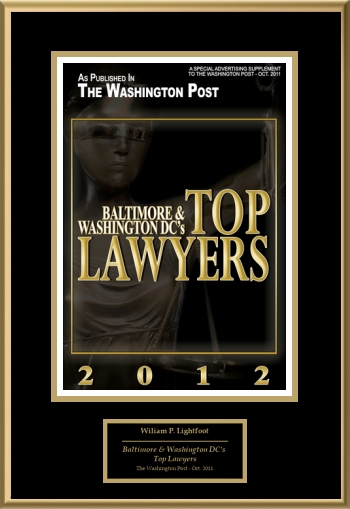 Baltimore & Washington DC's Top Lawyers