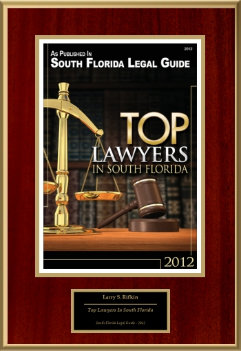 Top Lawyers In South Florida