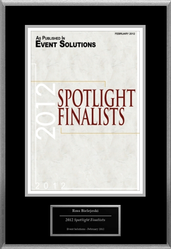 2012 Spotlight Finalists