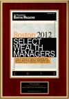 Boston  2012 Select Wealth Managers