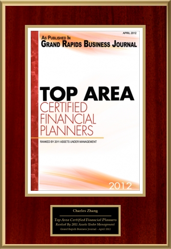 Top Area Certified Financial Planners