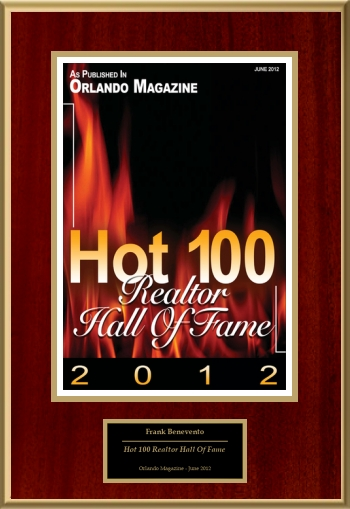 Hot 100 Realtor Hall Of Fame