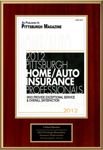 2012 Pittsburgh Home/Auto Insurance Professionals