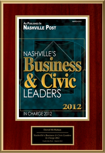 Nashville's Business And Civic Leaders