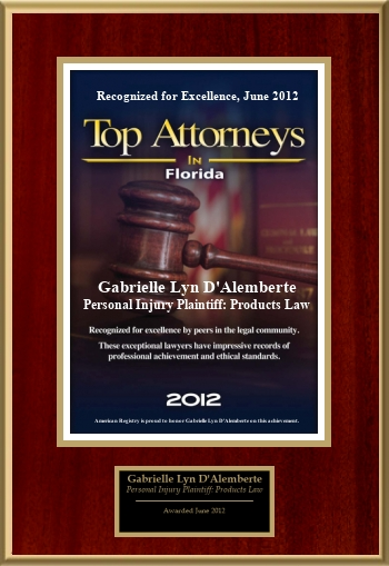Top Attorneys In Florida