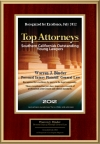 Top Attorneys - Southern California's Outstanding Young Lawyers