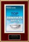 Top Virginia Dentists 2012