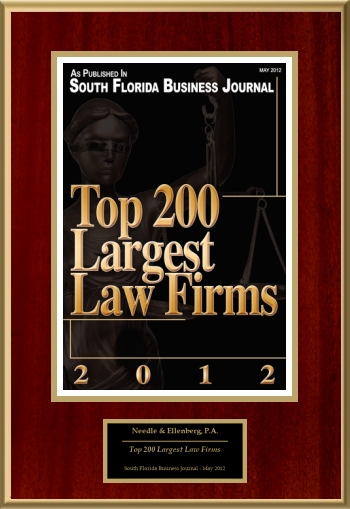 Top 200 Largest Law Firms