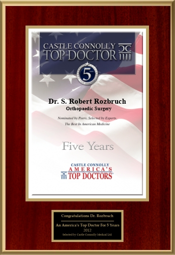 America's Top Doctors 5th Anniversary in 2012