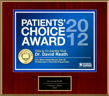 2012 Patients' Choice