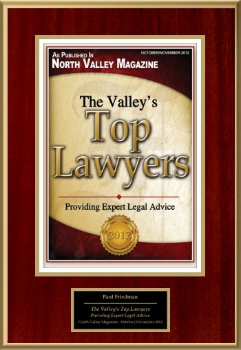 The Valley's Top Lawyers