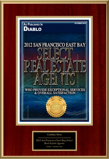 2012 San Francisco East Bay Select Real Estate Agents