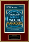2012 Atlanta Select Wealth Managers