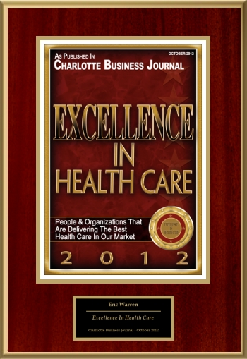 Excellence In Health Care