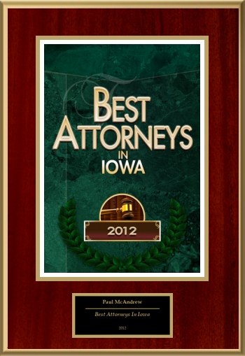 Best Attorneys In Iowa