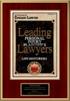 Leading Personal Injury Plaintiff's Lawyers