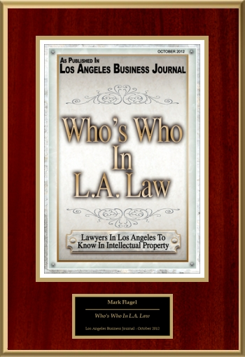 Who's Who In L.A. Law