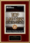 Top Lawyers In Metro Detroit