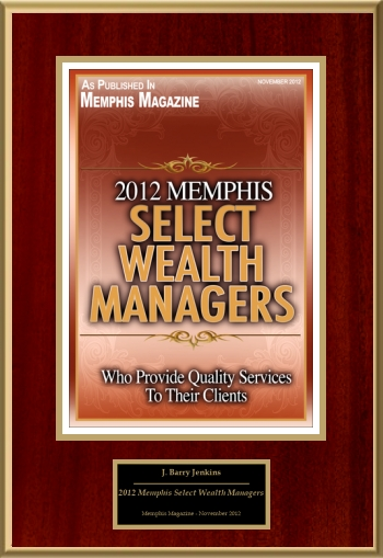 2012 Memphis Select Wealth Managers
