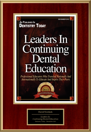 Leaders In Continuing Dental Education