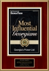 2013 Most Influential Georgians