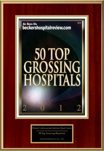 50 Top Grossing Hospitals