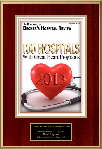 100 Hospitals With Great Heart Programs