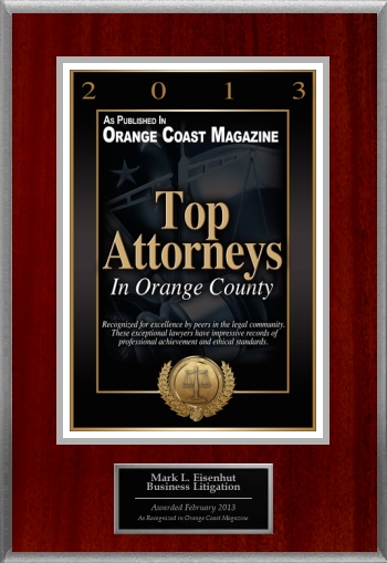 Top Attorneys In Orange County