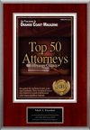 Top 50 Attorneys In Orange County