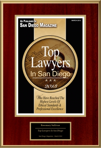 Top Lawyers In San Diego