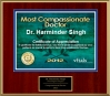 2012 Compassionate Doctor