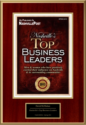 Nashville's Top Business Leaders